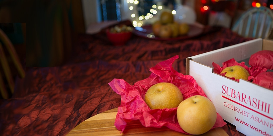 Fresh Fruit Gifts<br />for Thanksgiving!
