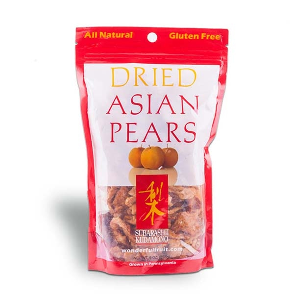 From the Pantry -- Great Gift Ideas :: Dried Asian Pears, 9 oz