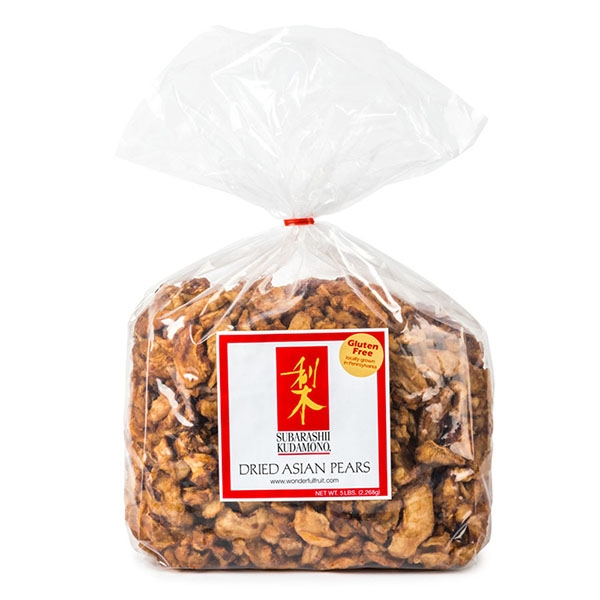From the Pantry -- Great Gift Ideas :: Dried  Asian Pears, 5 lb
