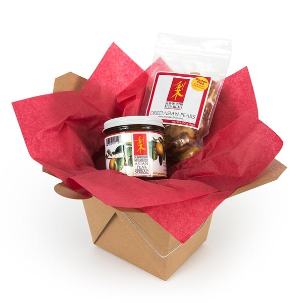 From the Pantry -- Great Gift Ideas :: Subarashii Mini Gift Basket