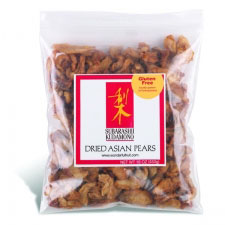 From the Pantry -- Great Gift Ideas :: Dried Asian Pears, 16 oz